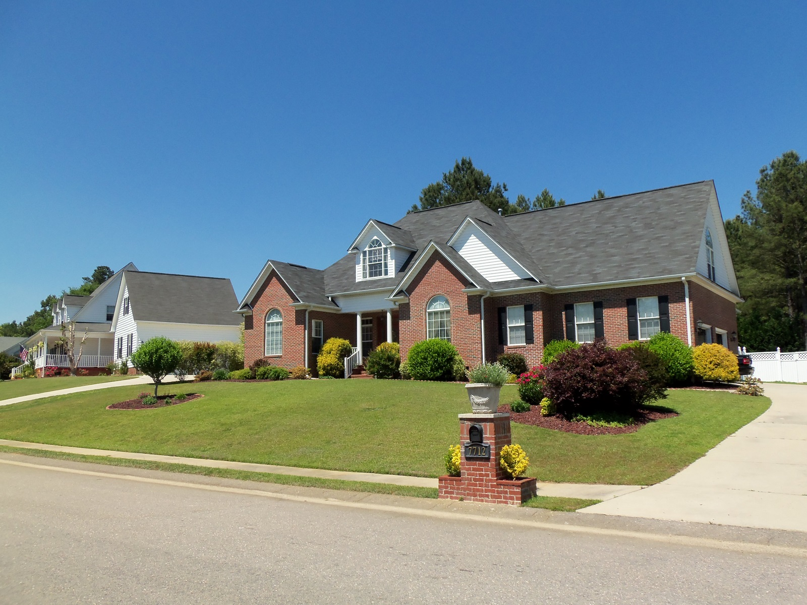 5 bedroom homes. Front View Top 3 Reasons to Choose This 5 Bedroom Home in Fayetteville  NC